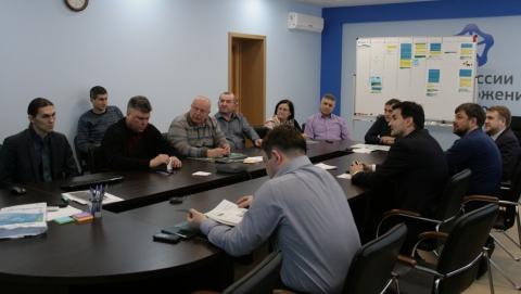 """На заседании техсовета """"КВС"""" обсудили современные технологии строительства коммуникаций"""