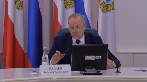 Валерий Радаев уверен в том, что благосостояние жителей региона улучшится
