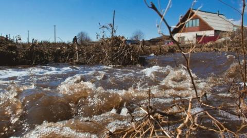 Паводок-2019. В зоне подтопления могут оказаться 13 тысяч человек
