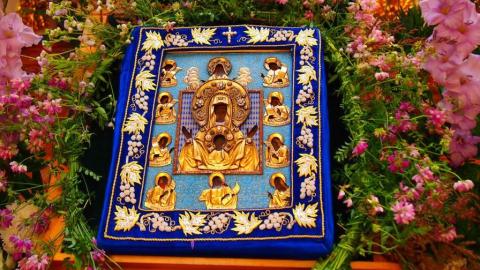 В Саратов привезут главную православную икону зарубежья