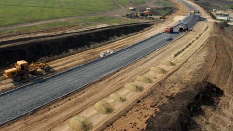 В Энгельсе начнут строить объездную дорогу