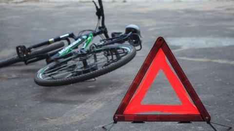 «Богдан» сбил 10-летнего велосипедиста