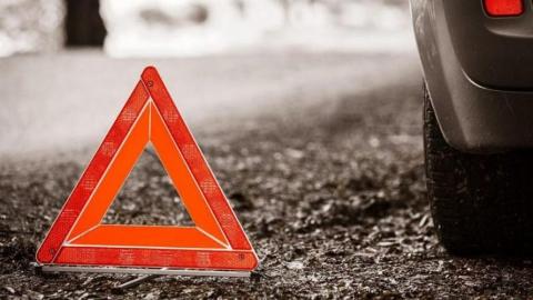 Пьяный водитель спровоцировал аварию на трассе