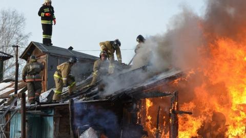 В квартире после пожара обнаружили мертвого мужчину