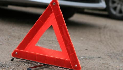 Пассажирка иномарки ранена в столкновении с неизвестным автомобилем
