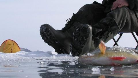 Тело рыбака достали со дна Волги