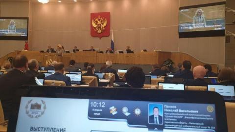 Николай Панков: Голикова настроила все фракции на совместную работу