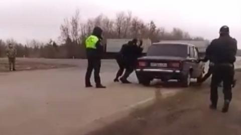 Полицейские изъяли пятикилограммовую партию синтетических наркотиков