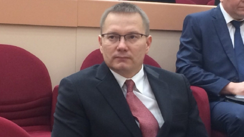Уволился министр финансов Саратовской области