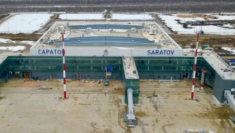 Депутаты Госдумы из-за плохой погоды не смогли приземлиться в Саратове