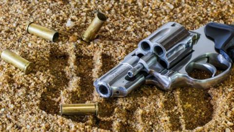 На выезде из Саратова расстреляли двух водителей из Таджикистана