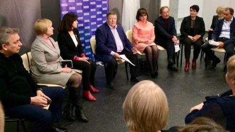 Панков: Володин поручил учесть в новом законе предложения творческого сообщества