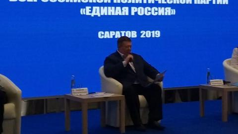 """""""Единая Россия"""" предложила двух кандидатов в председатели Саратовской областной думы"""