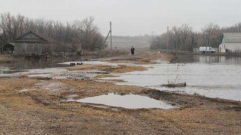 Паводок-2019. В реках постепенно поднимается уровень воды
