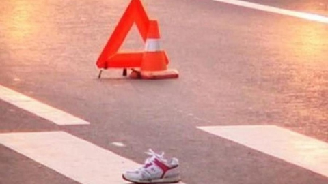 Иномарка сбила на пешеходном переходе 11-летнего мальчика