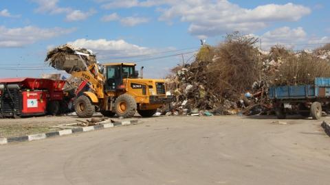 Концессионные объекты обработают 6800 кубометров «весеннего» мусора