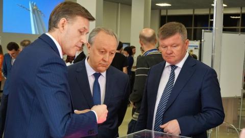 На заседании актива Саратова подведены итоги первого года работы ООО «КВС»