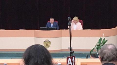 Избран председатель Саратовской областной думы
