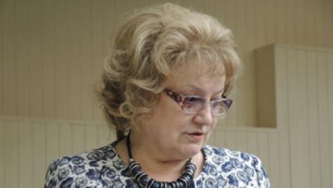 Ольга Алимова отмечает день рождения