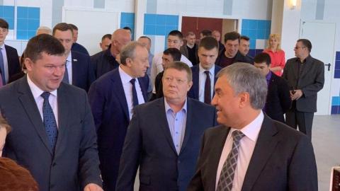 Вячеслав Володин поручил сделать ФОК бесплатным и обеспечить тренерами