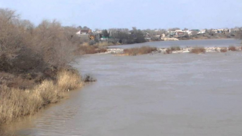 Паводок-2019. Вода перелила две плотины