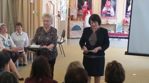 В энгельсском детском саду прошел семинар по культуре и нравственности детей