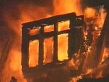Утренний пожар унес жизнь пенсионера