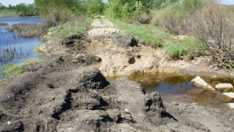 Паводок 2019. Затопления Татищева удалось избежать