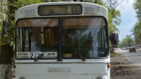 В Энгельсском районе начинают ходить дачные автобусы