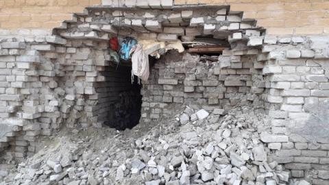"""""""Окно в Нарнию"""" из публикации Saratovnews изучают следователи"""
