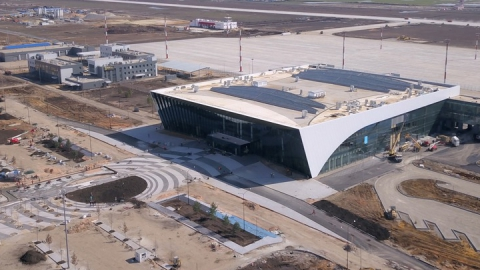 "Аэропорт ""Гагарин"" получил международный трехбуквенный код"