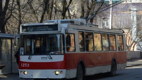 Не ходят троллейбусы маршрута №2