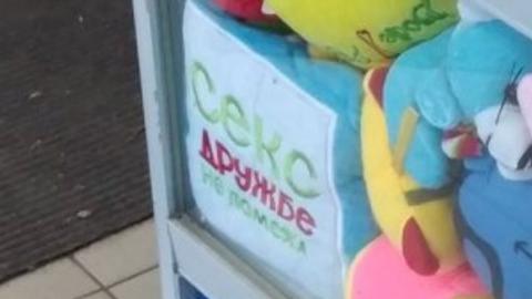 Саратовцев развеселила подушка с сексуальным подтекстом в автомате с игрушками