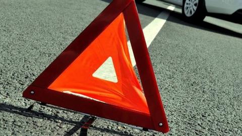 В столкновении двух иномарок пострадал 14-летний школьник