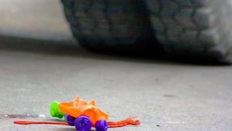 Иномарка сбила восьмилетнего мальчика
