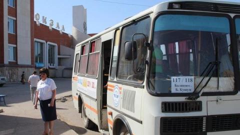 Дачные автобусы в Балакове пустят в следующую субботу