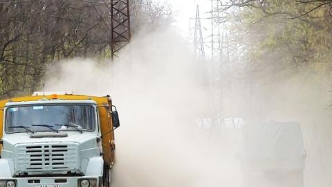 Экологи: в Саратове до середины недели будет пыльный и загазованный воздух