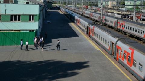 Закрывается свободный проход на первую платформу саратовского вокзала