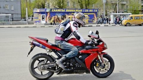 В Саратовской области УГИБДД будет ловить мотоциклистов-нарушителей