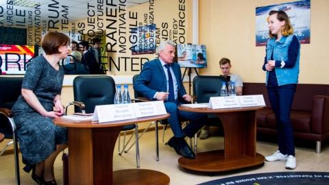 В Саратовской области открылся первый коворкинг-центр для молодежи