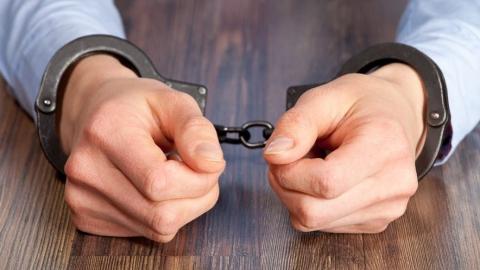 Начальника отделения полиции осудили на пять лет за взятку