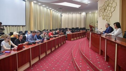 Виктор Чепляев: изменения в структуре правительства - своего рода «управленческое мужество» нашего губернатора