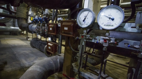 Энергетики раньше срока завершили испытания теплосетей от ТЭЦ-5