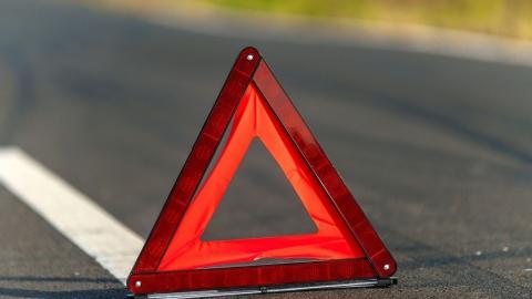 В аварии погиб 90-летний водитель иномарки
