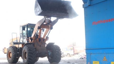 Поставлен новый рекорд: 5 200 тонн мусора поступило на концессионные объекты за выходные