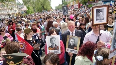 Андрей Семенов: «Мерзко пиарить себя на акции «Бессмертный полк»