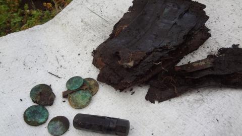Останки убитого подо Ржевом бойца перезахоронят на малой родине