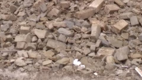 Под рухнувшей сегодня стеной была детская школа искусств