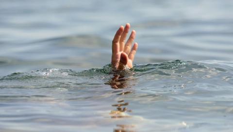 В речке утонул мужчина