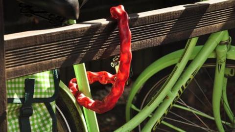 Разбойника задержали за угон велосипеда